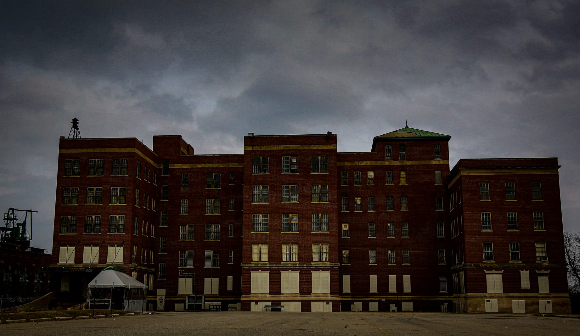 Eloise Asylum Ghost Hunt  Westland, Michigan  Friday March 5th 2021