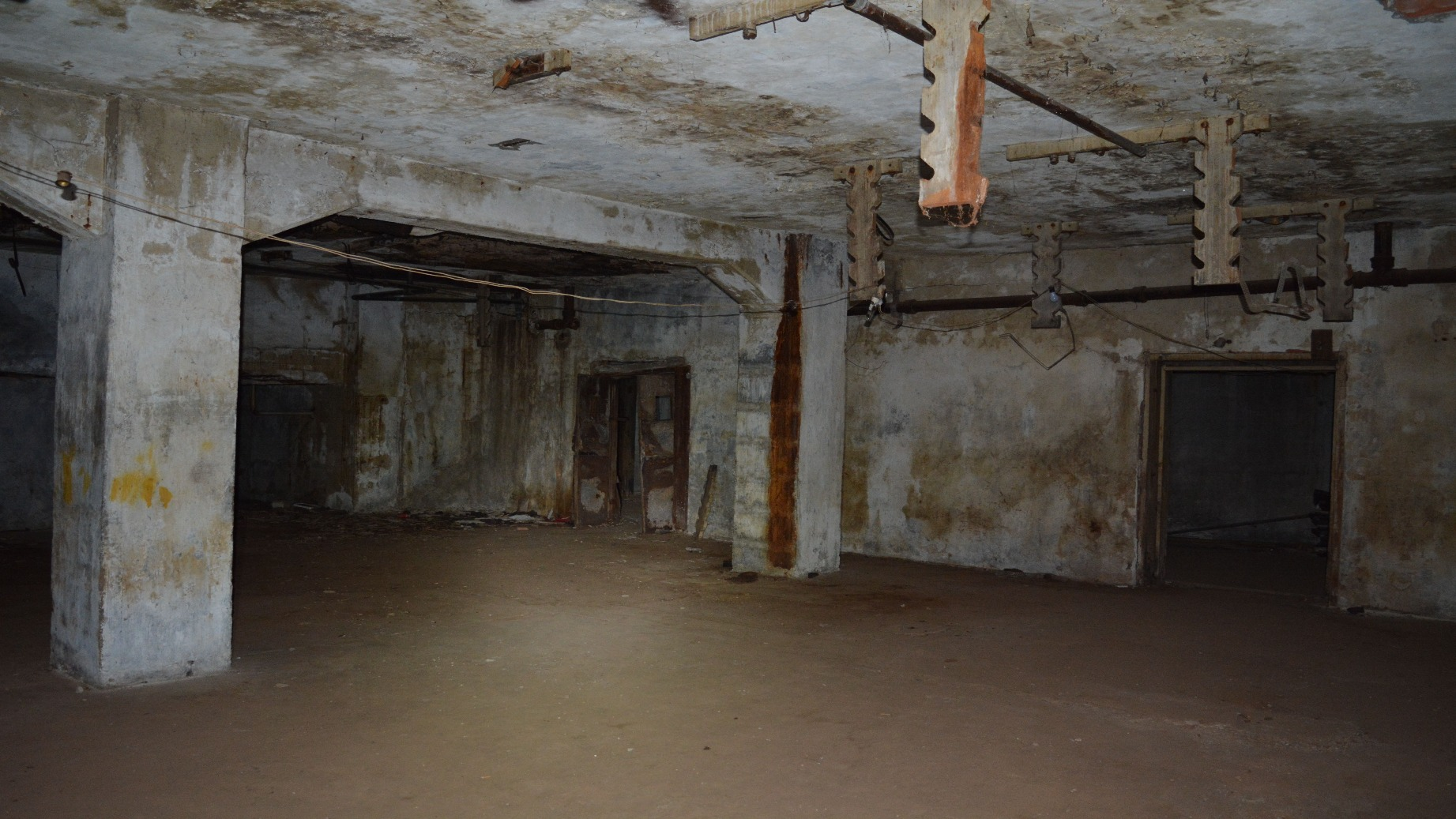 Mineral Springs Hotel Ghost Hunt