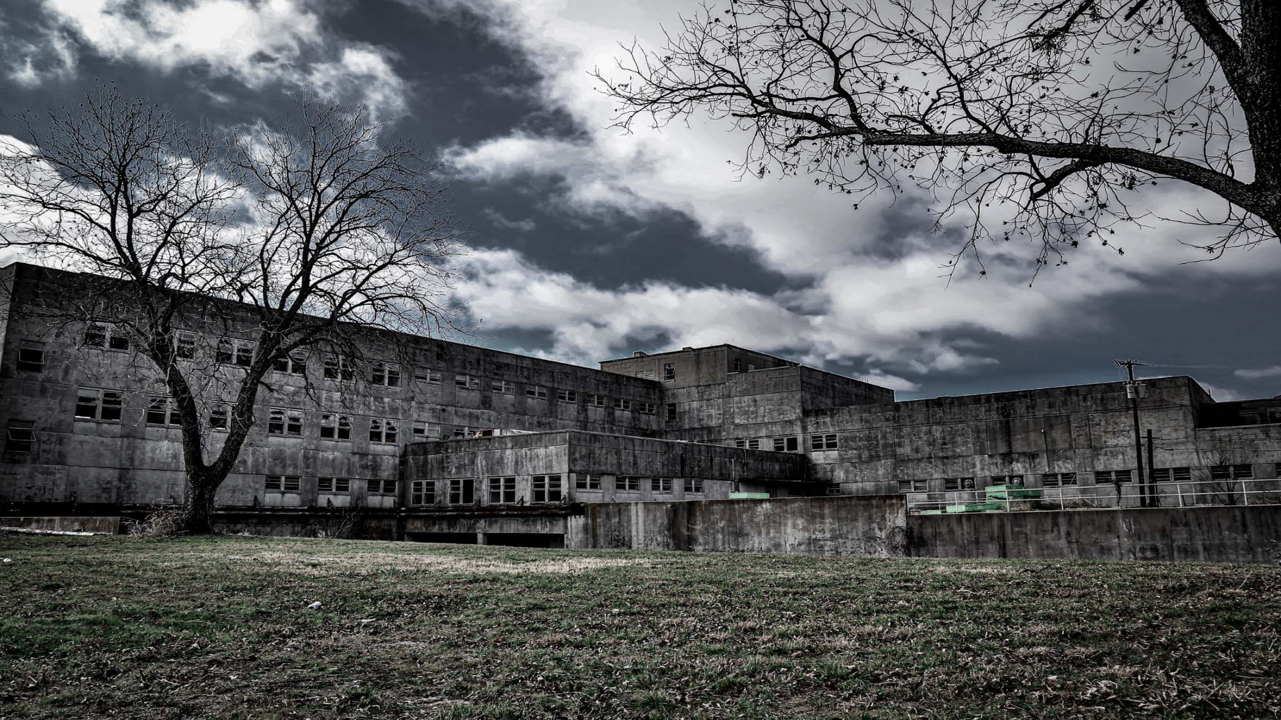 Beach Army Hospital Ghost Hunt  Mineral Wells, Texas  Friday April 30th 2021