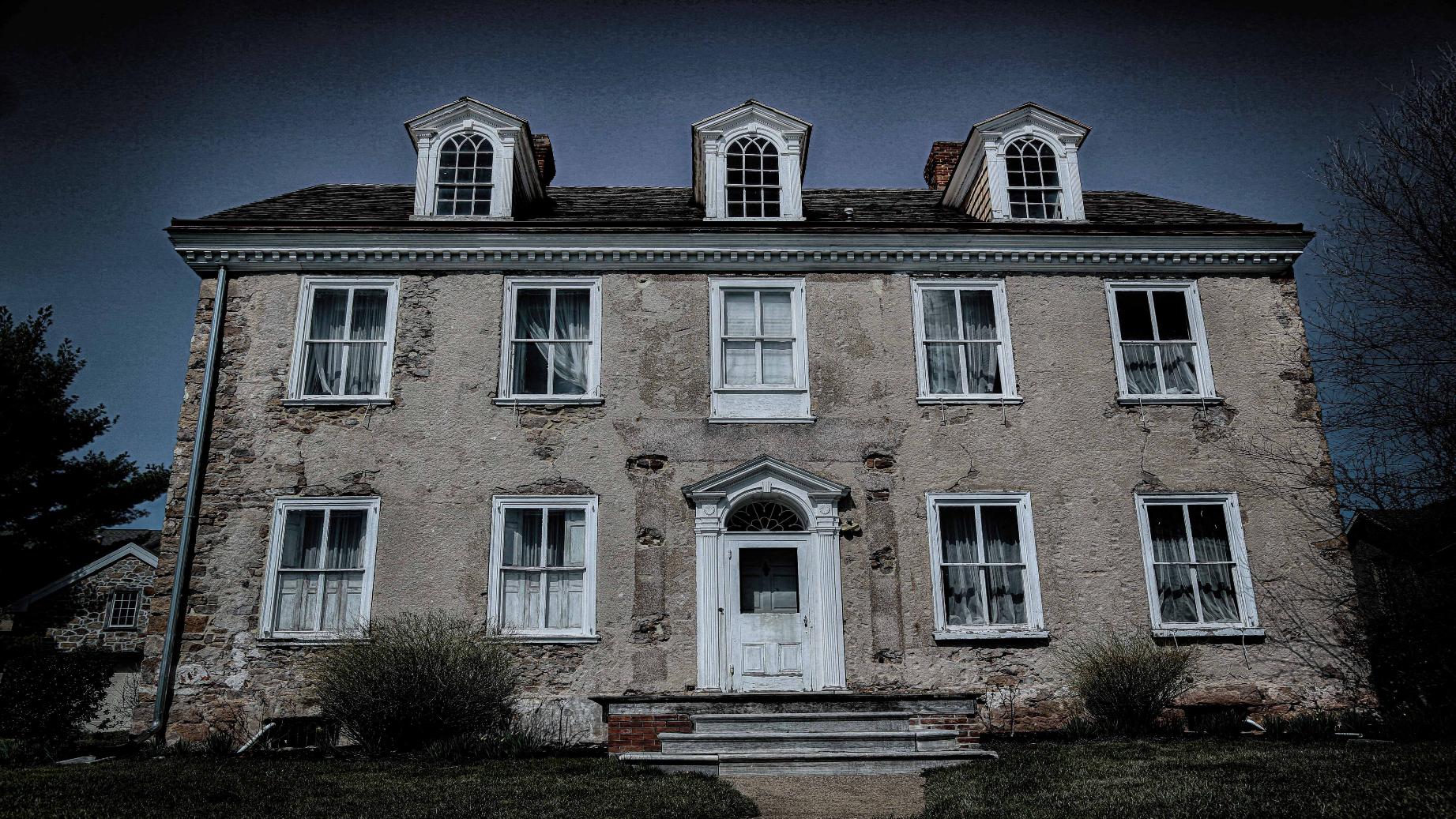Selma Mansion Ghost Hunt