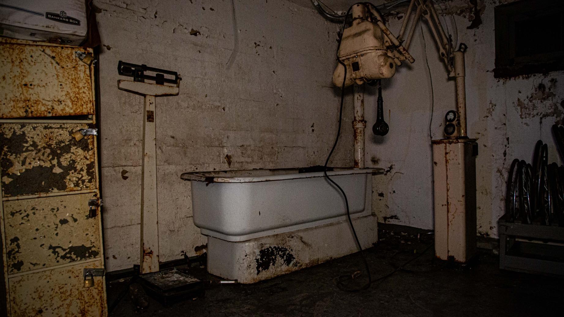Indiana State Sanatorium Ghost Hunt