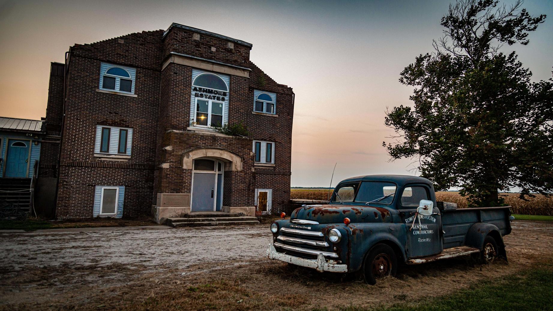 Ashmore Estates Haunted Ghost Hunt