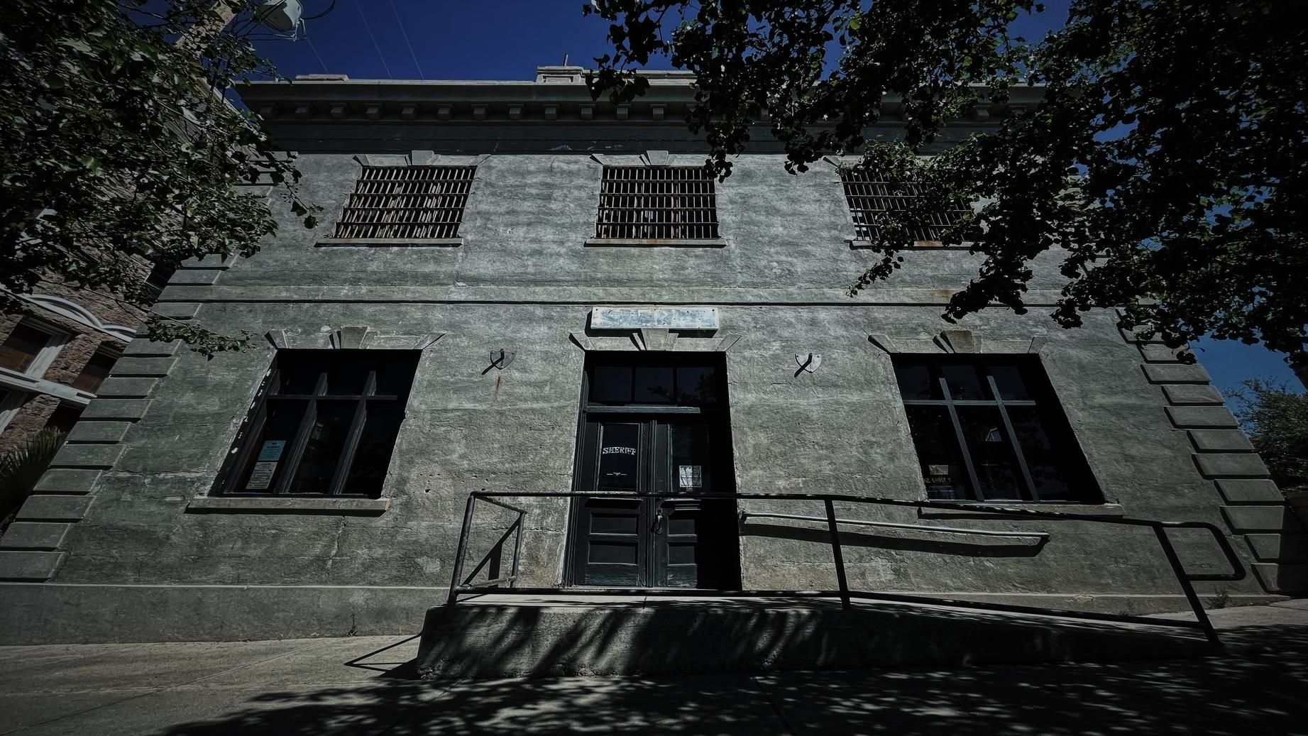 Old Gila County Jail & Sheriff's Office Ghost Hunt  Globe, Arizona  Friday November 19th 2021