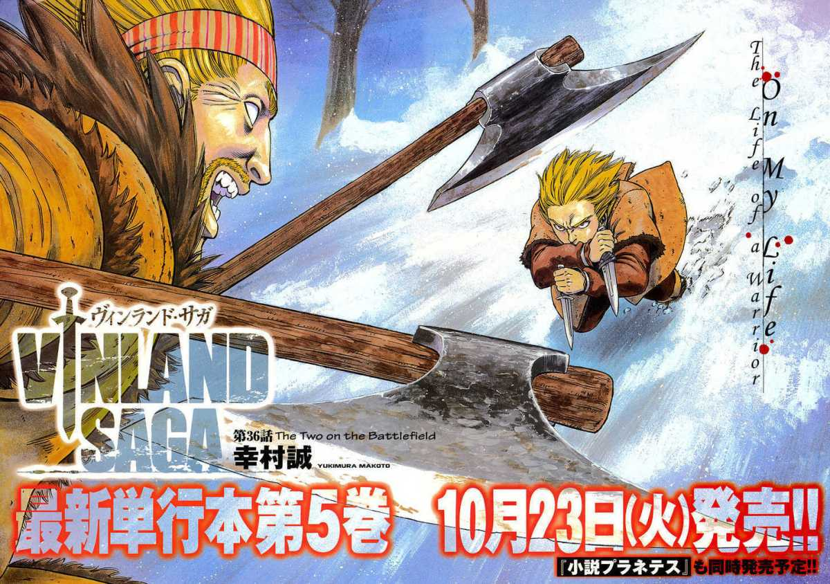 Anime A Fall Wallpaper The Trap Of Comparing Vinland Saga With Berserk We