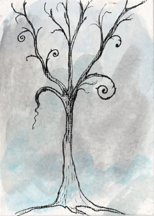 Other style influences  Tim Burton and Salvador Dali  My Ghostly Pineapply Blogmeister