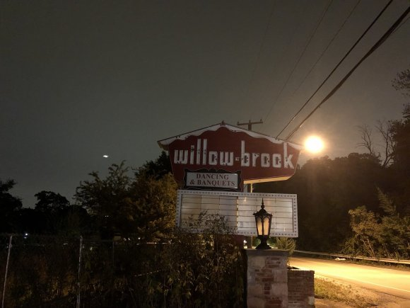 The Willowbrook Ballroom where Mary might of had her last dance.
