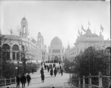 1893 World's Fair/The White City