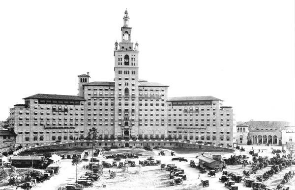 Title: Miami Biltmore Hotel: Coral Gables, Florida Photographer: William A. Fishbaugh