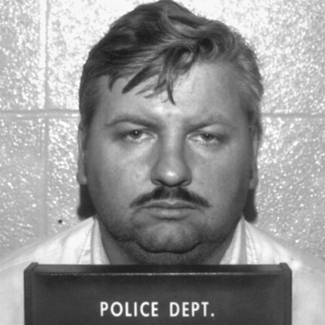 John Wayne Gacy mug shot https://www.biography.com/crime-figure/john-wayne-gacy
