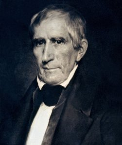 Daguerreotype of an oil painting depicting William Henry Harrison, 9th President of the United States https://en.wikipedia.org/wiki/William_Henry_Harrison#/media/File:William_Henry_Harrison_daguerreotype_edit.jpg