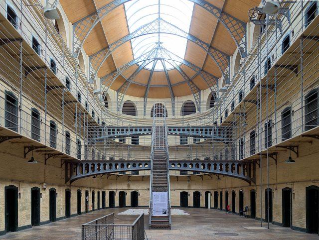 Kilmainham Goal cells - Dublin