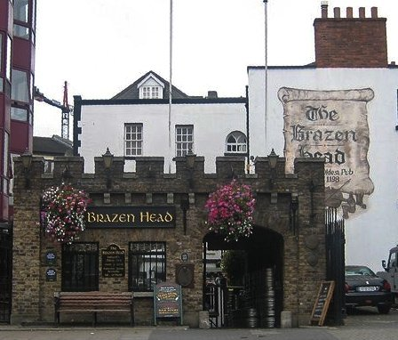 The Brazen Head Pub - Dublin