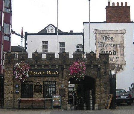 The Brazen Head Pub - Dublin