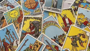Prediction for 2021 using Tarot