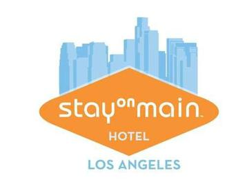 Stay on Main Hotel Logo from the Cecil