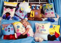 Pillow People :: Large | Ghost of the Doll