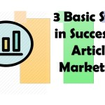 Do This 3 Things Before Even Thinking About Article Marketing!