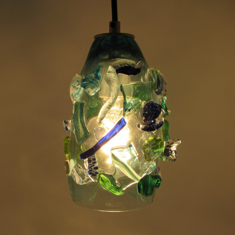 Zero Waste Lighting - Remnants Series
