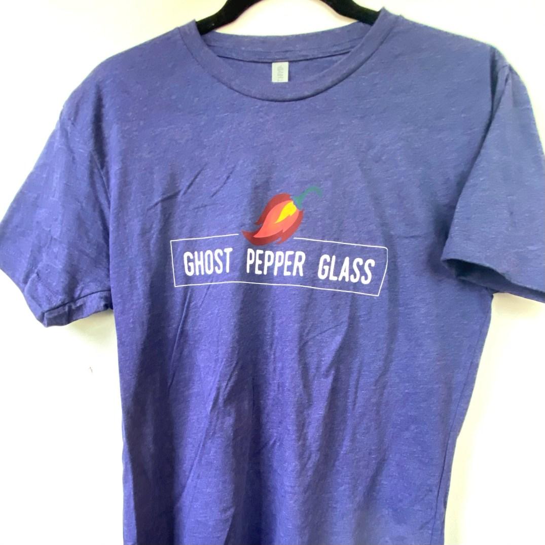 Men's GPG Blue Logo Shirt
