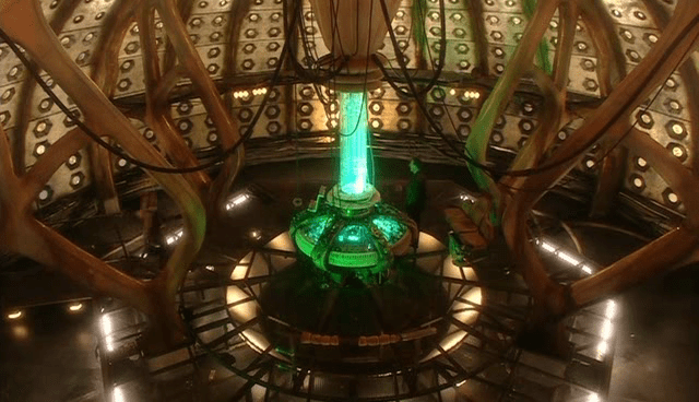 NEW TARDIS INTERIOR  Ghost Radio