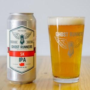 Ghost Runners Craft Beer - 5k IPA