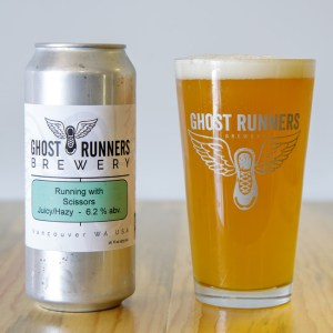 Ghost Runners Brewery - Running with Scissors