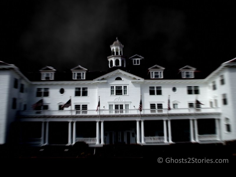 Haunted Hotel - Stanley Hotel