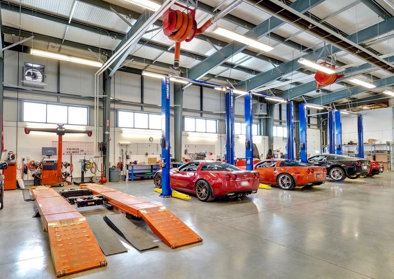 Best Sealer for Auto Showroom or Car Dealership