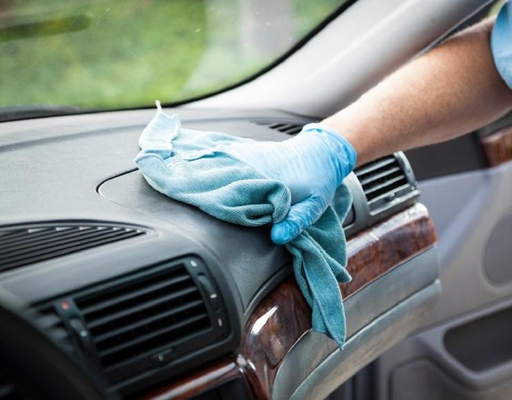 Interor and exterior Car Detailing