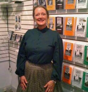 Ghosts of Gettysburg Guide Ann