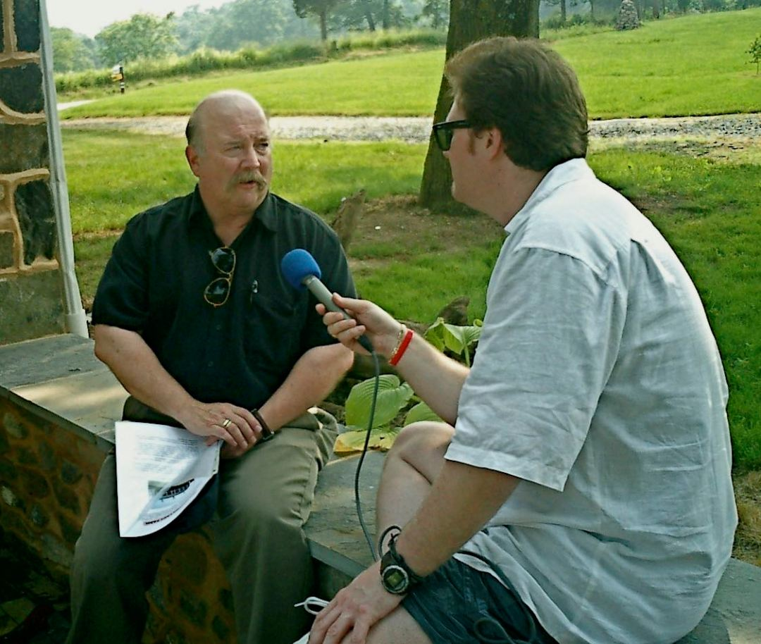 Mark Nesbitt owner of Ghosts of Gettysburg Media Interviews