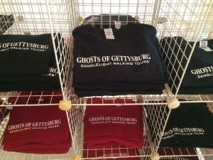 Ghosts of Gettysburg Apparel