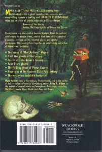 Haunted Pennsylvania Back Cover