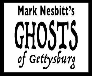 Mark Nesbitt's Ghosts of Gettysburg Tours logo