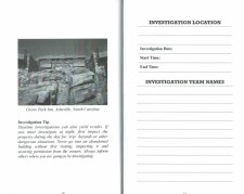 Investigation Journal Interior