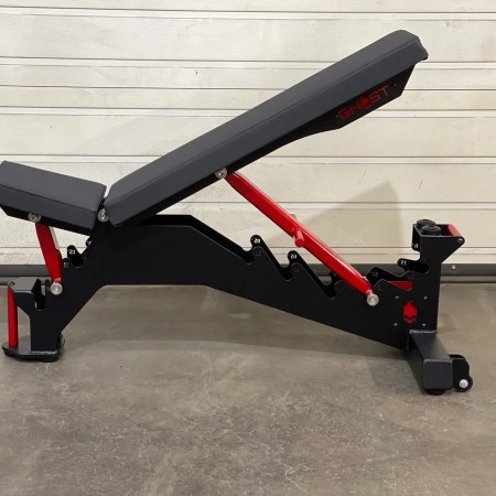 Ghost Strong Adjustable Bench