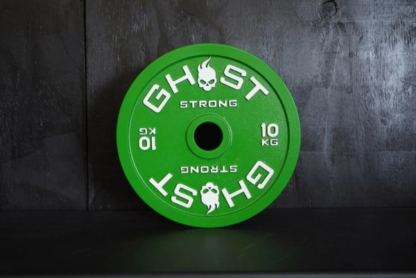Ghost Strong 10KG Steel Plate