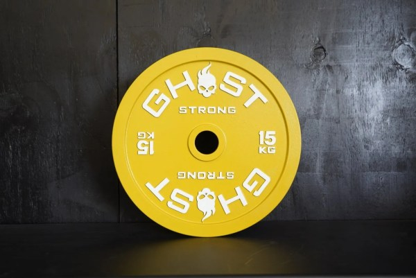 Ghost Strong 15KG Steel Plate