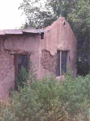 Monticello or Placita  New Mexico Ghost Town