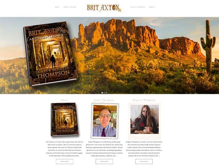 book writing publicity website