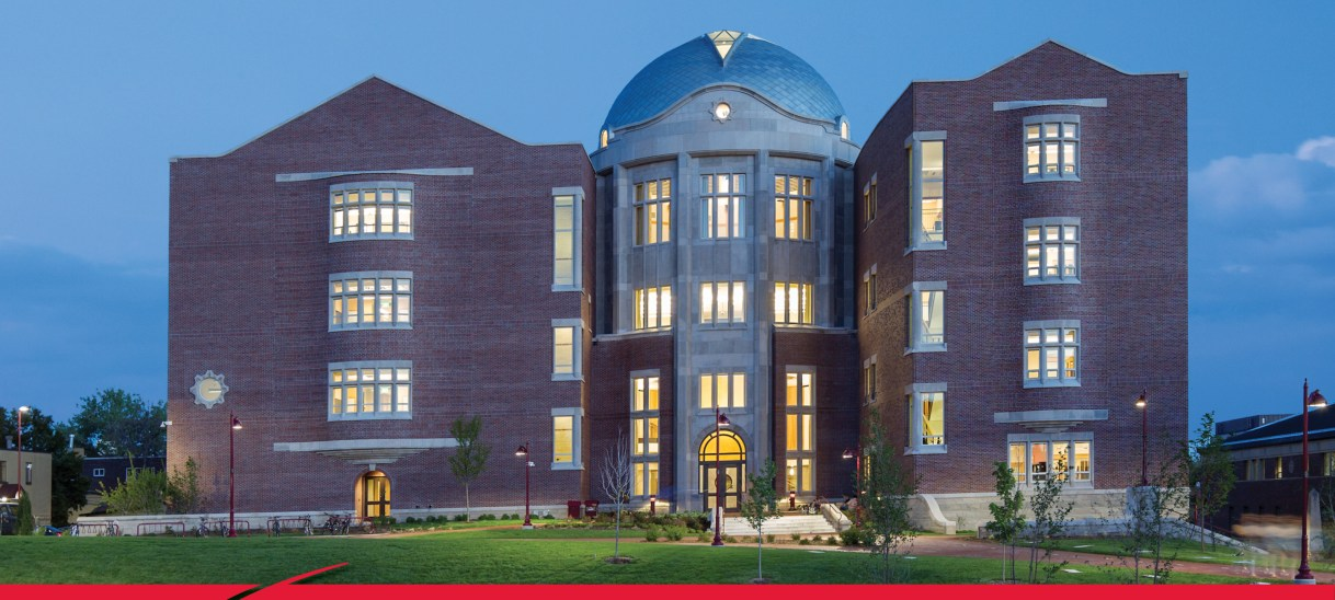 University of Denver – Ritchie Engineering And Computer Science Building