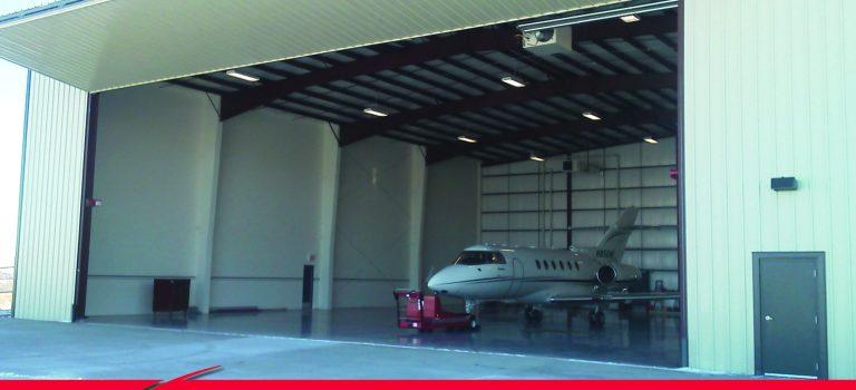 Cloud Peak Aviation Hangar