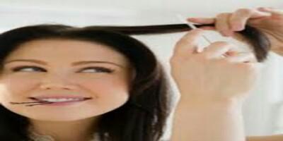 قص شعرك بنفسك