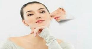 اخفاء البقع الداكنة والنمش من الوجه