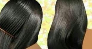 الثوم الاسود لتطويل الشعر