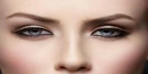 مكياج العيون الناعسة