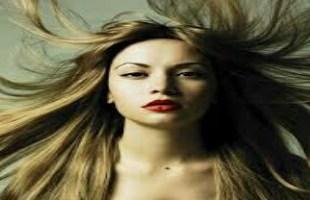 صبغة شعر أشقر رمادي زيتوني
