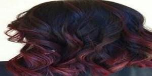 طريقة تثبيت اللون الاحمر على الشعر