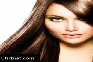 لون الشعر المناسب للبشرة الحنطية والعيون البنية