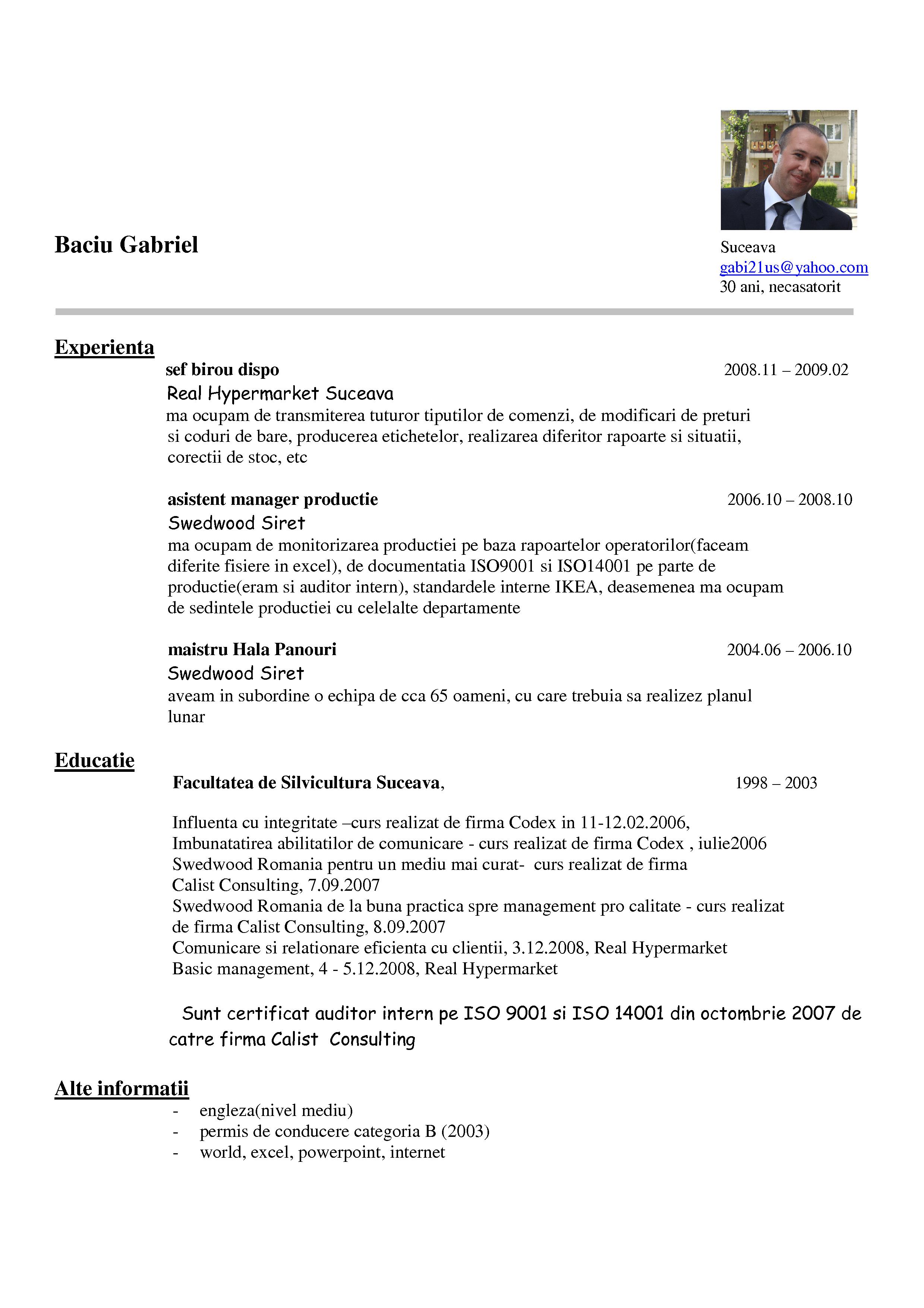 Good Summary For Linkedin Profile